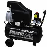 Motocompressor Ar CSA 8.2/25 Pratic Air - SCHULZ